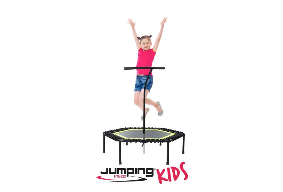 jumping fitness kids